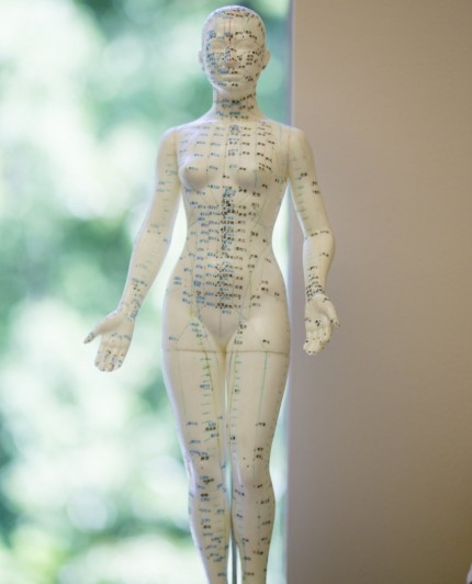 Acupuncture pressure points